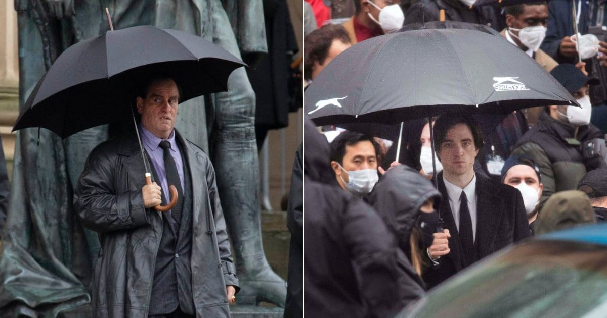 The Batman Resumes Filming in the UK, and Colin Farrell Is Unrecognizable as the Penguin
