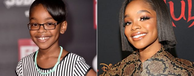 The Black-ish Kids Have Grown Up, and We Have the Pics to Prove It