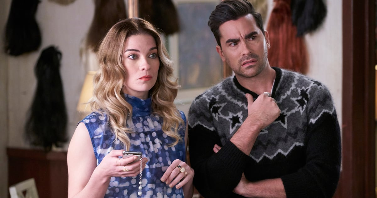 """The Iconic Schitt's Creek's Line of """"Ew, David!"""" Is Said on the Show a Lot Less Than You Think"""