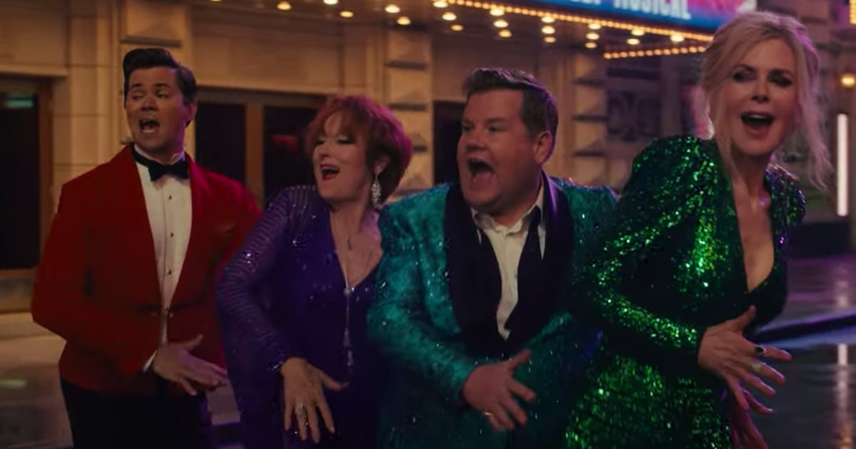 The Prom's Star-Studded Teaser Is So Fun and Extra, It Feels Like a Promposal