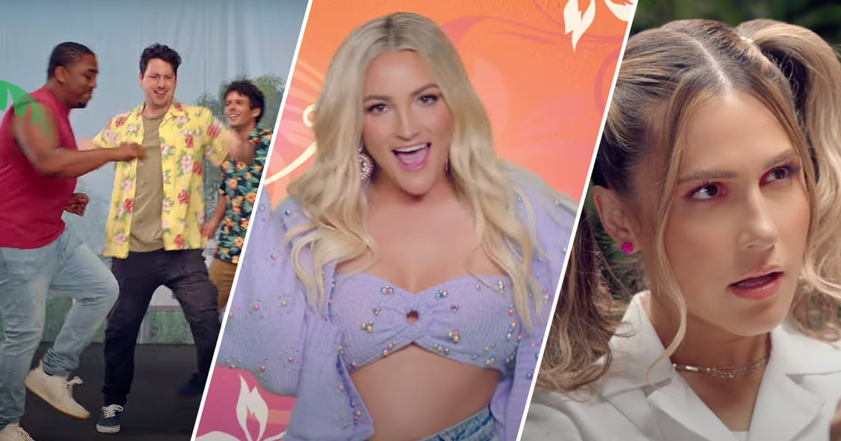 The Zoey 101 Cast Reunited For a Music Video, and Now We Just Want to Rewatch the Series