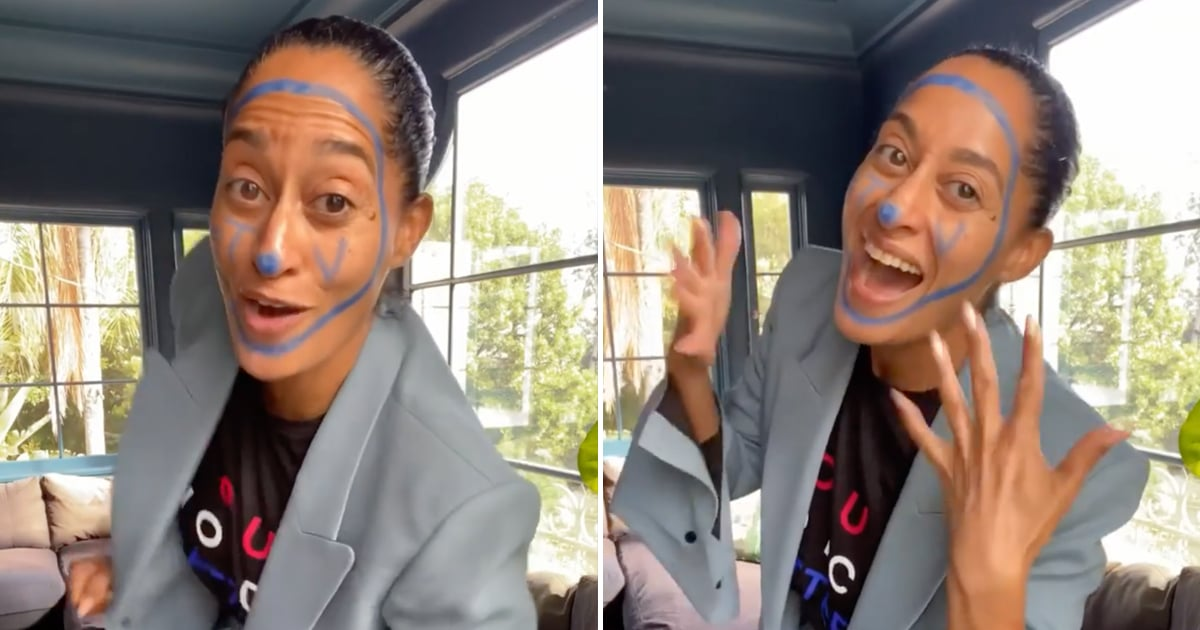 Tracee Ellis Ross's Song About Making a Voting Plan Has Chart-Topping Potential, TBH