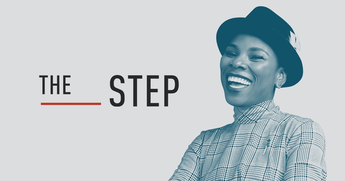 Tune Into Season 2 of Our Podcast, The Step, For More Personal Stories From Unstoppable Woman