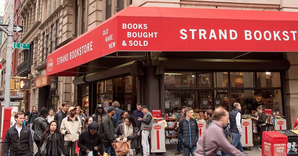 9 Fun Facts You May Not Know About NYC's Strand Bookstore, Featured on Dash & Lily