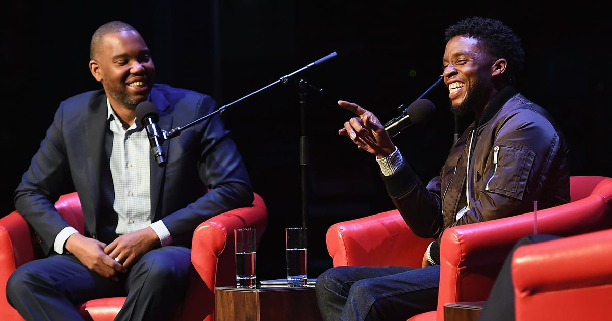 """Author Ta-Nehisi Coates Remembers Chadwick Boseman: """"He Had So Much More to Give"""""""