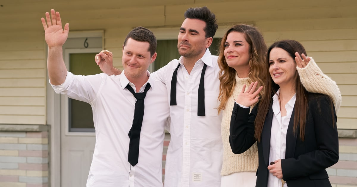 Dan Levy Teases the Possibility of a Schitt's Creek Movie, and We Love This For Us