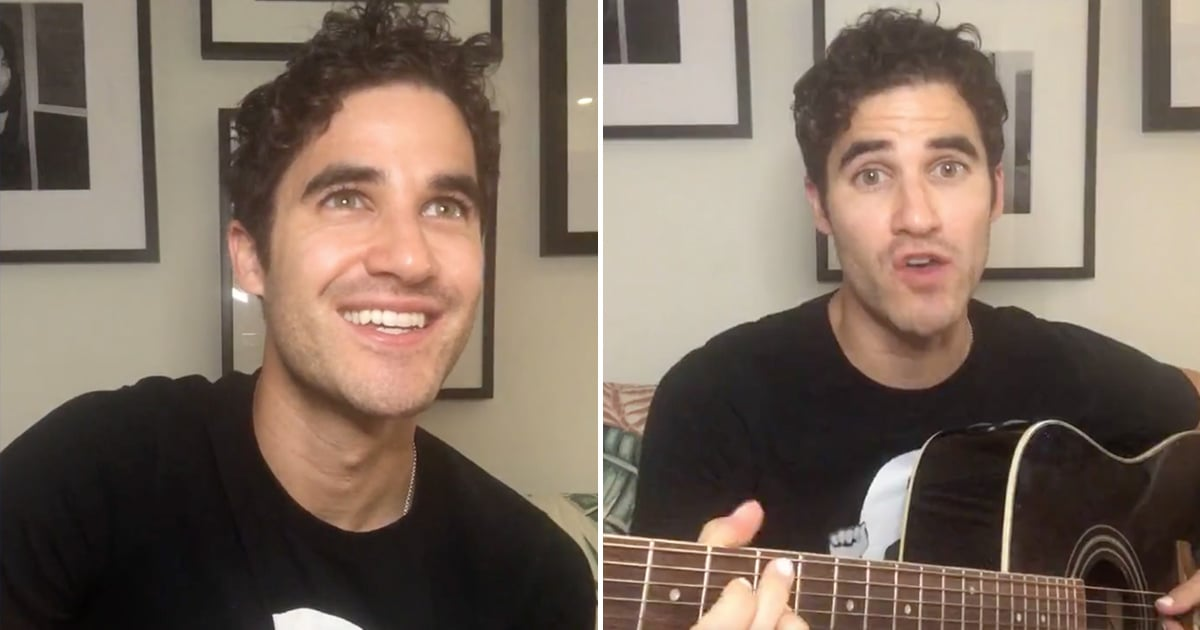 Darren Criss Gifted Us Some Glee Secrets in Honor of the 10th Anniversary of His Debut