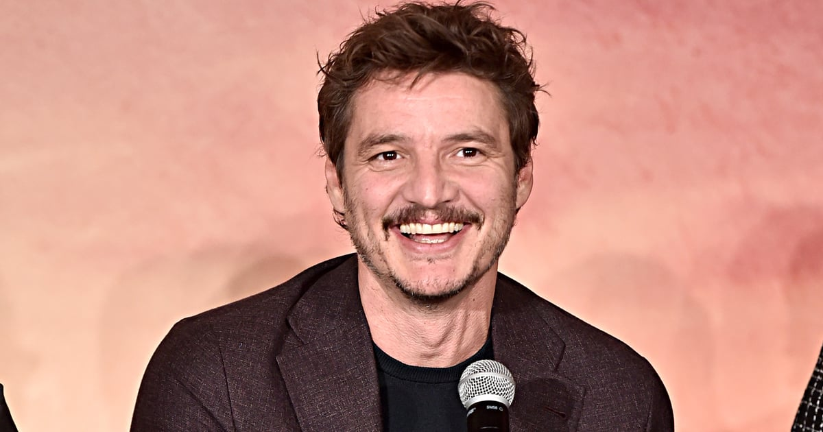 Even Pedro Pascal Couldn't Resist the Charms of Baby Yoda on The Mandalorian