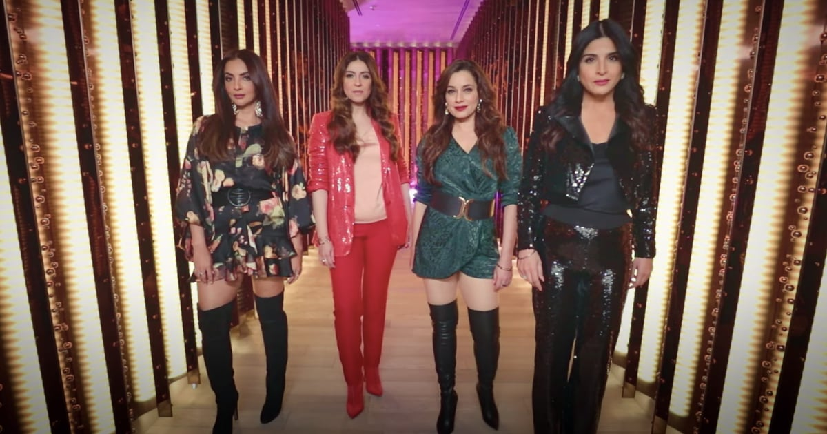 Fabulous Lives of Bollywood Wives Is Your New Favorite Netflix Show — Follow the Cast