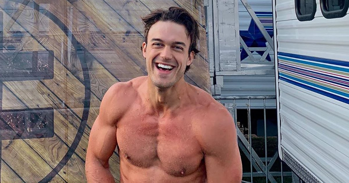 From What We Can Gather, The Bachelorette's Ben Smith Loves Working Out, Hates Shirts