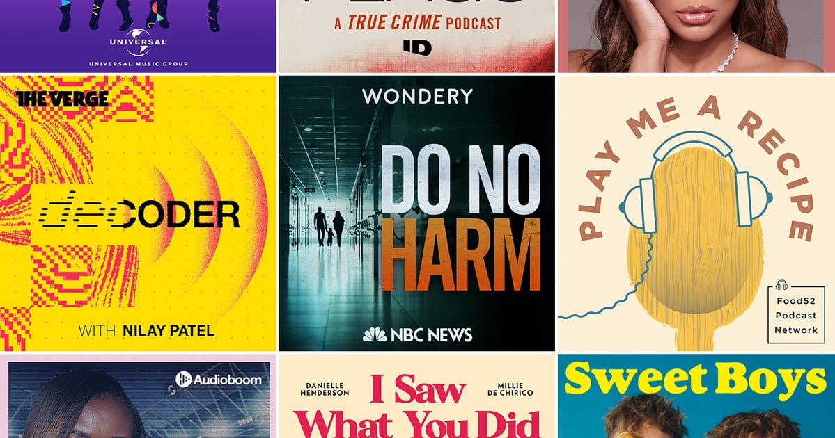 Get Your Earbuds Ready For November's Most Fascinating New Podcasts