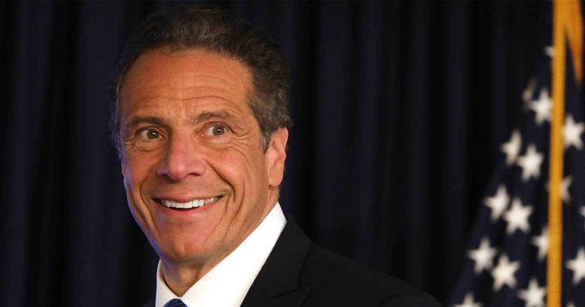 Governor Andrew Cuomo Is About to Win His First-Ever Emmy — Yup, You Read That Right
