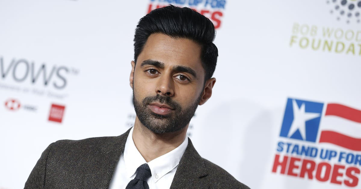 Hasan Minhaj Had a Point About the Attractiveness of White Male Actors