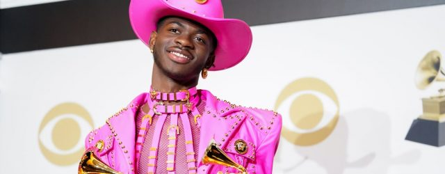 If You Made Fun of Lil Nas X's Halloween Costume, You're Part of the Problem