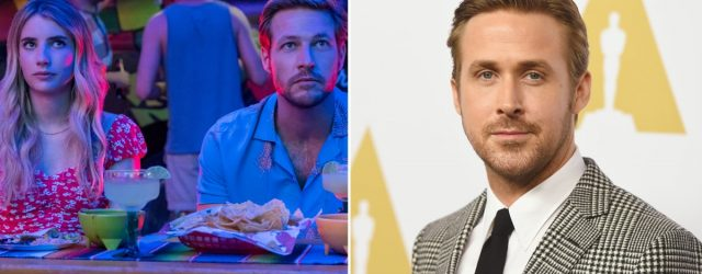 Is Ryan Gosling Wandering the Freezer Aisle in Holidate or Do Our Eyes Deceive Us?