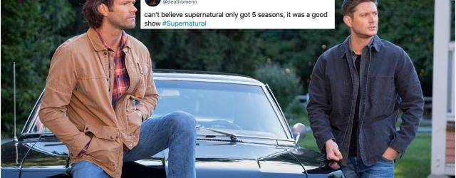 It Wouldn't Be a Supernatural Series Finale If It Didn't Leave Fans Divided, Right?