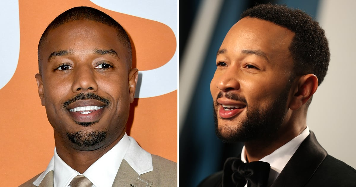John Legend Thanks Michael B. Jordan For Taking Over as This Year's Sexiest Man Alive