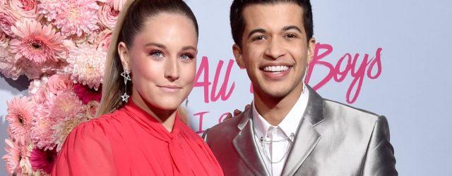 Jordan Fisher Marries His Longtime Girlfriend Ellie Woods