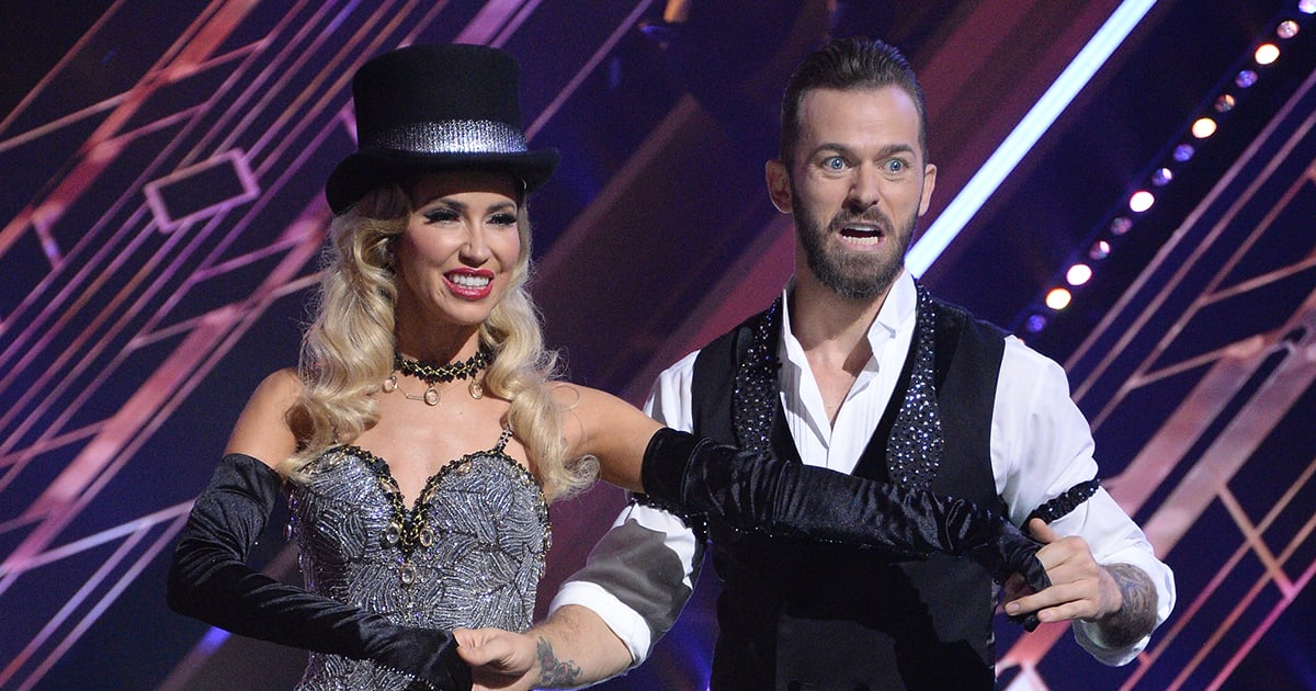Kaitlyn Bristowe Shines Like a Diamond During Moulin Rouge-Inspired DWTS Performance