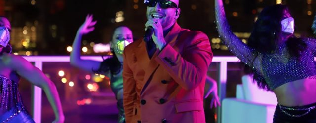 Maluma Performed at the MTV EMA From the Most Epic Miami Apartment