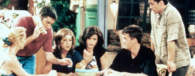 Matthew Perry Just Confirmed the Friends Reunion Is Happening in March