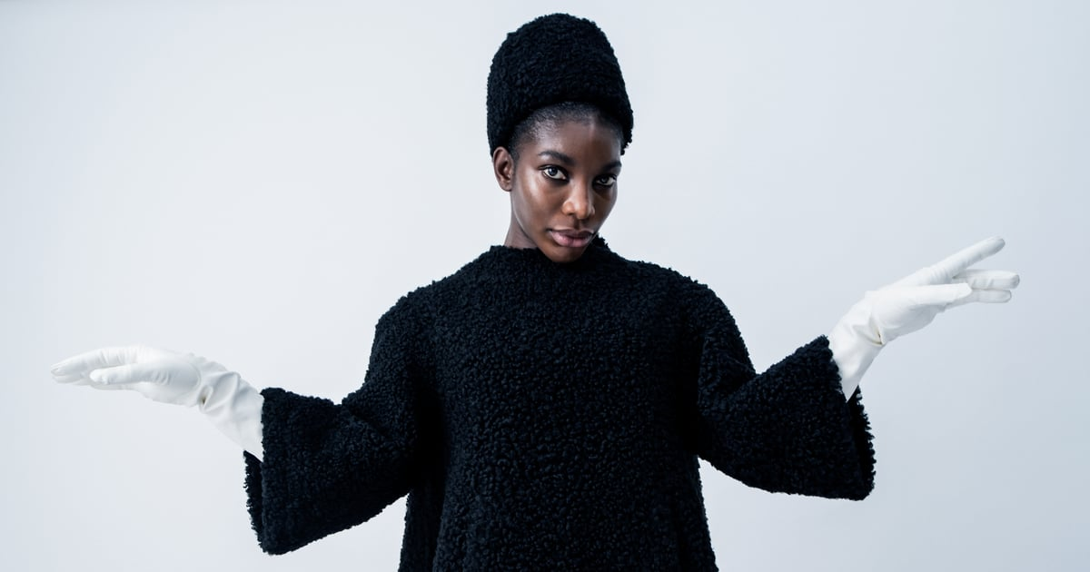 Michaela Coel Discusses Representation, Dealing With Fame, and Having Tea With Drake