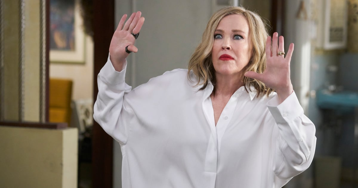 Moira's Best Schitt's Creek Scenes Absolutely Include a Trip to Bebe's Chamber