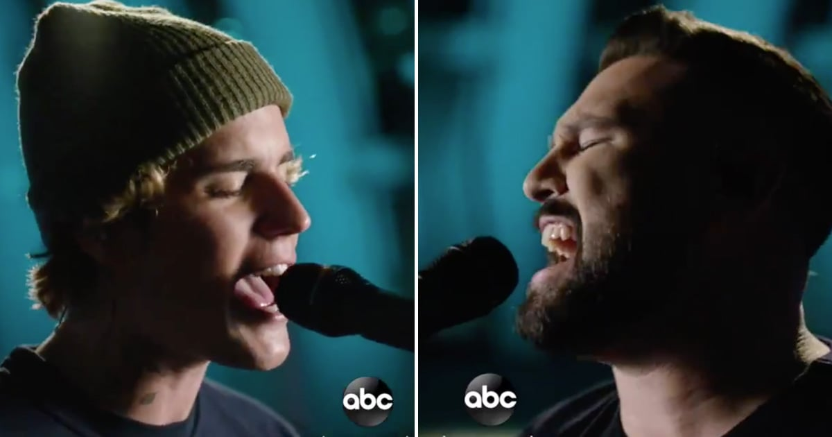 """My Heart Was Not Ready For Justin Bieber and Dan + Shay's """"10,000 Hours"""" CMAs Performance"""