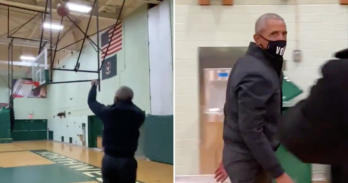 "Please Grant Me the Confidence of Barack Obama Sinking a 3-Pointer: ""That's What I Do!"""