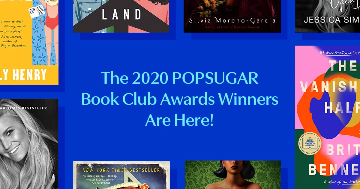 Presenting the Winners of the 2020 POPSUGAR Book Club Awards