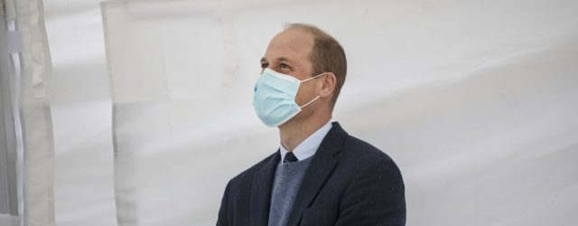 Prince William Tested Positive for Coronavirus Earlier This Year and the World Had No Idea
