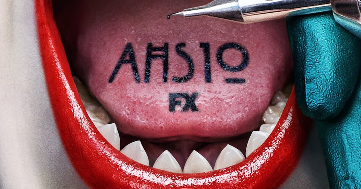 Ryan Murphy Dropped a Toothy Clue For American Horror Story Season 10 Theme