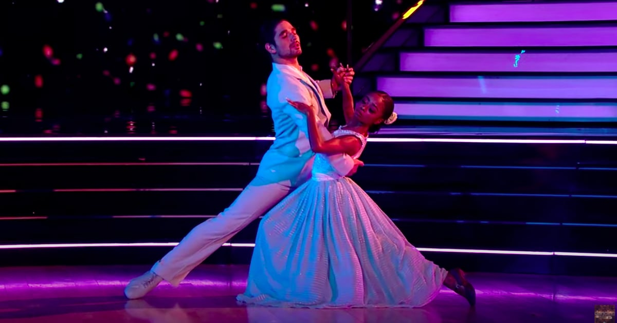 Skai Jackson's Moving Viennese Waltz on DWTS Totally Deserved Its Perfect Score . . . and More