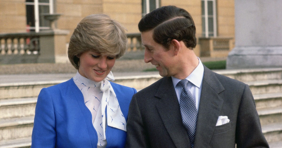 Take a Look Back at Princess Diana and Prince Charles's Engagement Photos From 1981