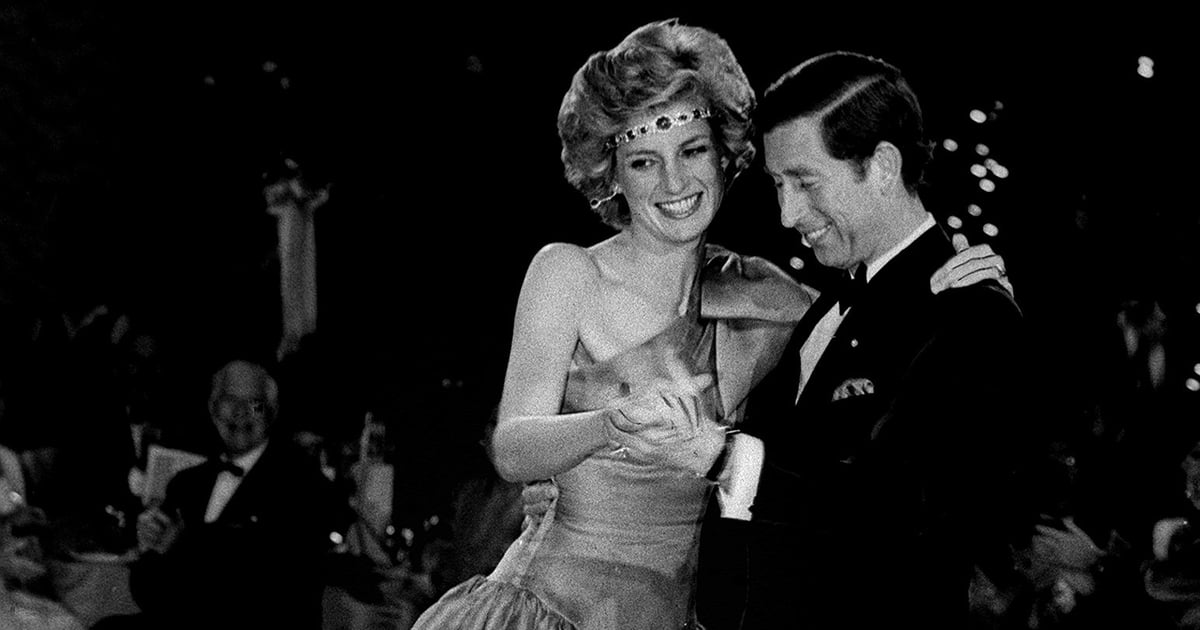 """That Time Princess Diana Surprised Prince Charles by Dancing to Billy Joel's """"Uptown Girl"""""""