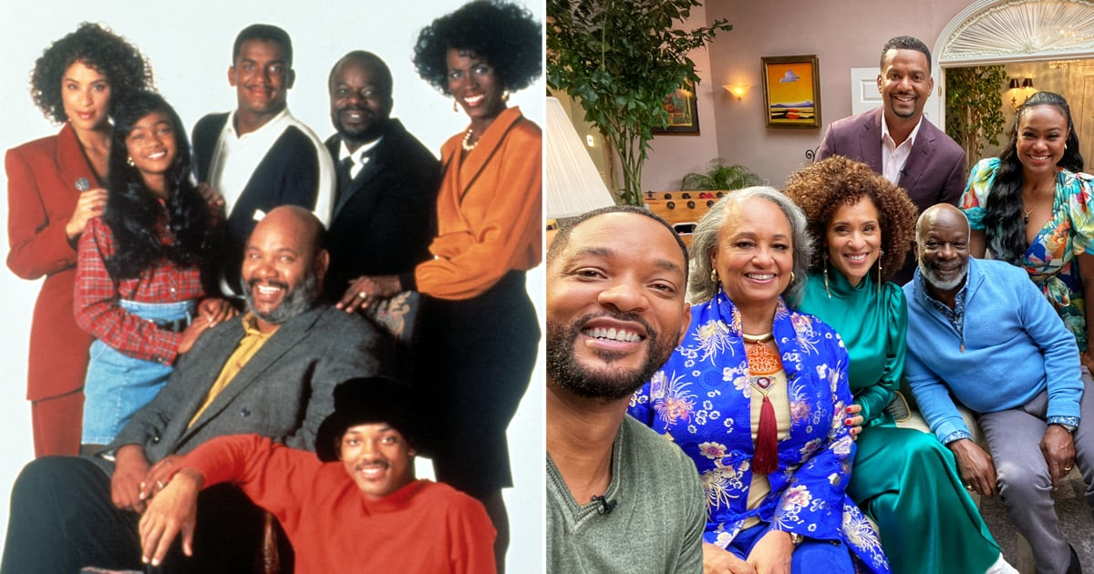 "The Fresh Prince of Bel-Air Cast Honors James Avery in Reunion Special: ""He Was My Teacher"""