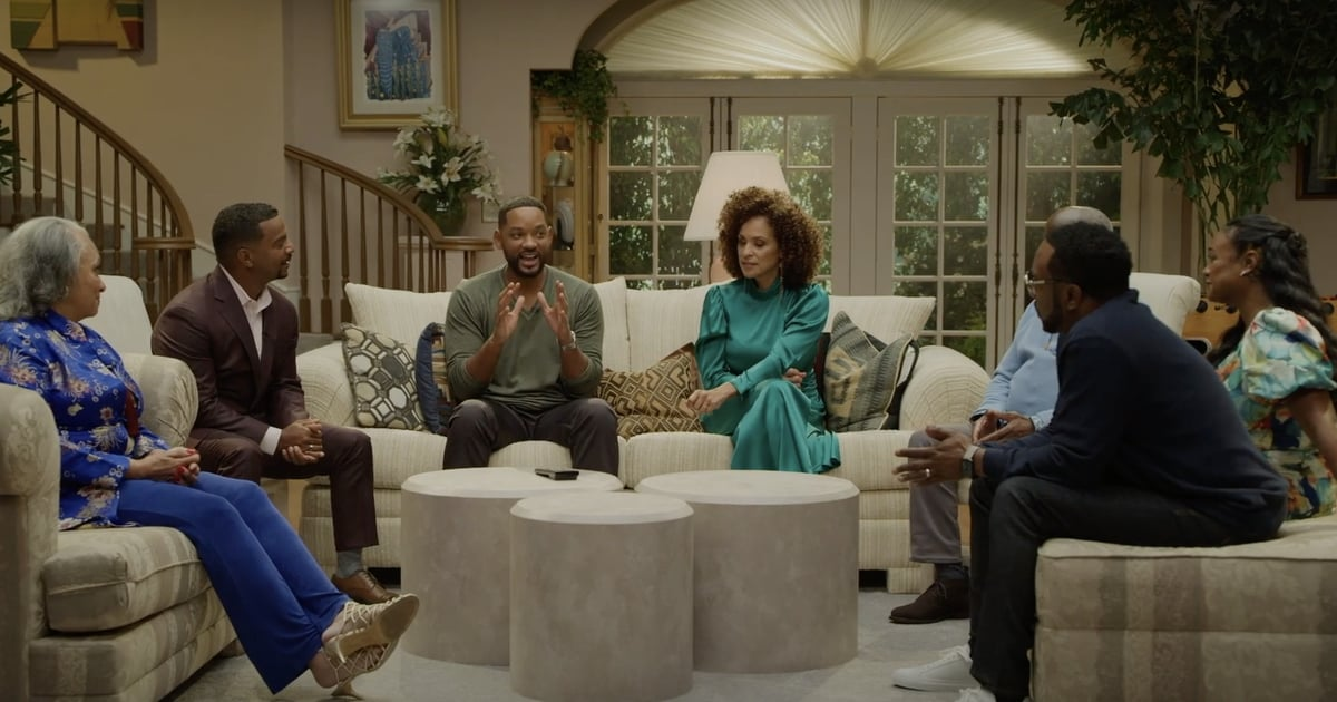 The Fresh Prince of Bel-Air Reunion Trailer Is Here, So It's Time to Jump on It