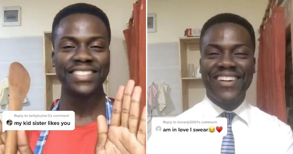 The Mysterious Case of the Kevin Hart TikTok Look-Alike
