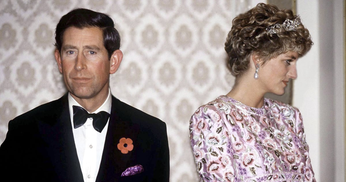 The Real Story Behind Prince Charles and Princess Diana's Separation