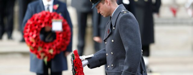 The Royal Family Reunite For the Annual Remembrance Day Service in London