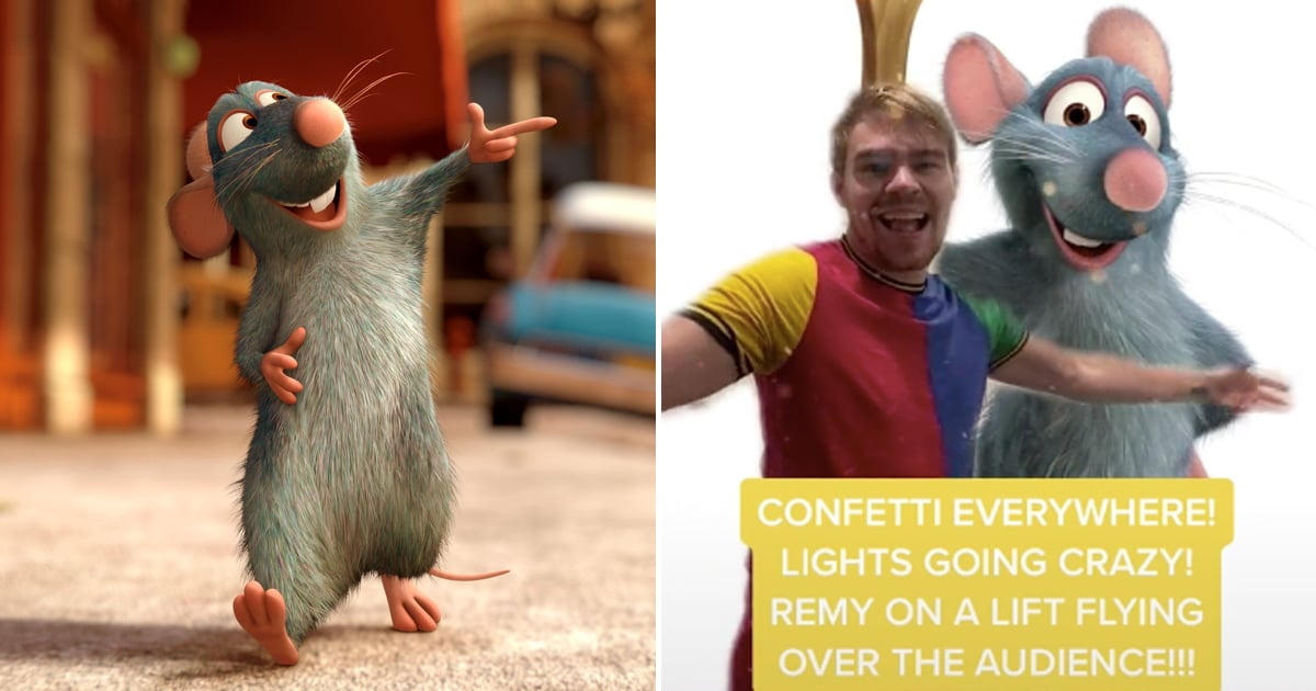 The TikTokers Who Cooked Up the Ratatouille Musical Talk Us Through Their Viral Moment