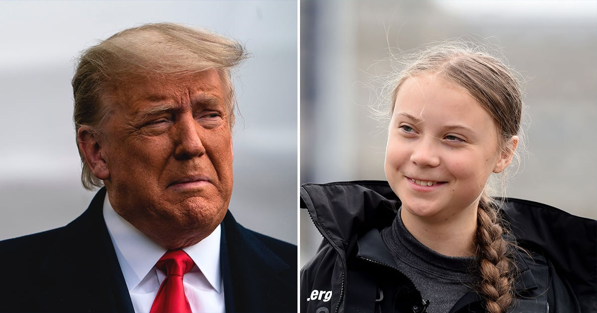 The Wait For Greta Thunberg's Epic Trolling of Donald Trump Was Totally Worth It