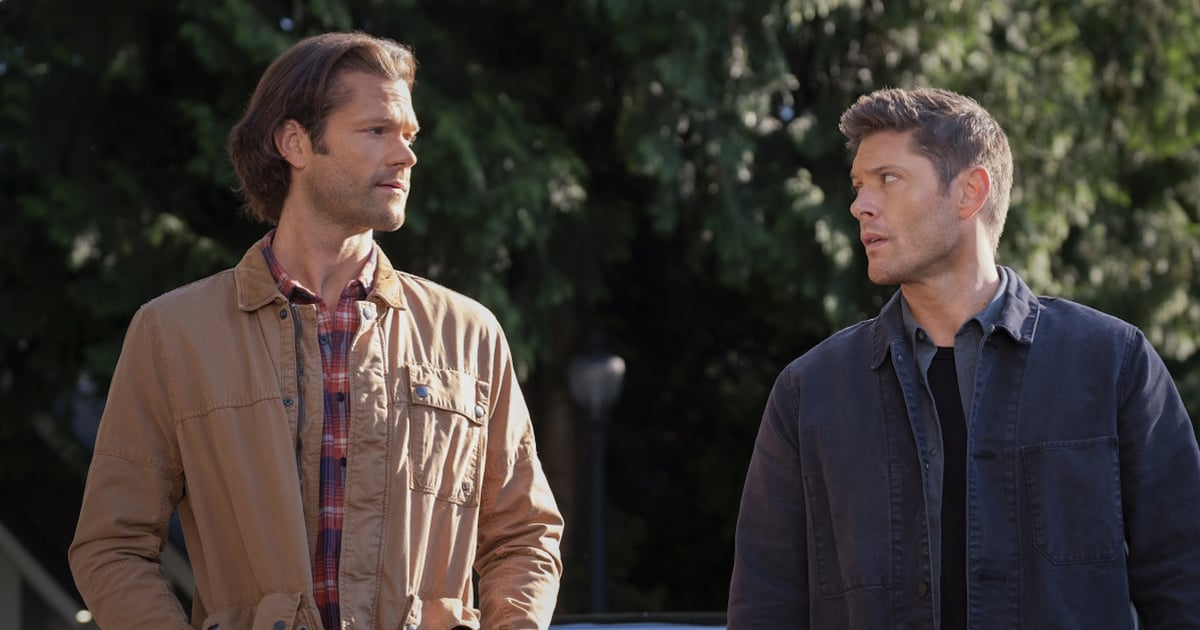 "The Winchester Brothers Finally ""Carry On"" to Their Final Adventure in Supernatural Finale"