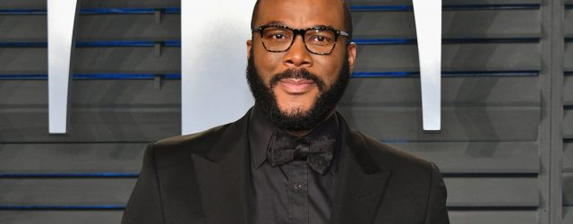 Tyler Perry Donates 5,000 Meals to Atlanta Families at Drive-Through Thanksgiving Event