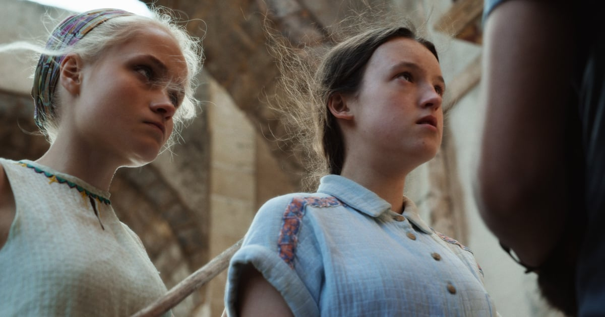 Was That Lyanna Mormont in His Dark Materials? Yes, Yes It Was