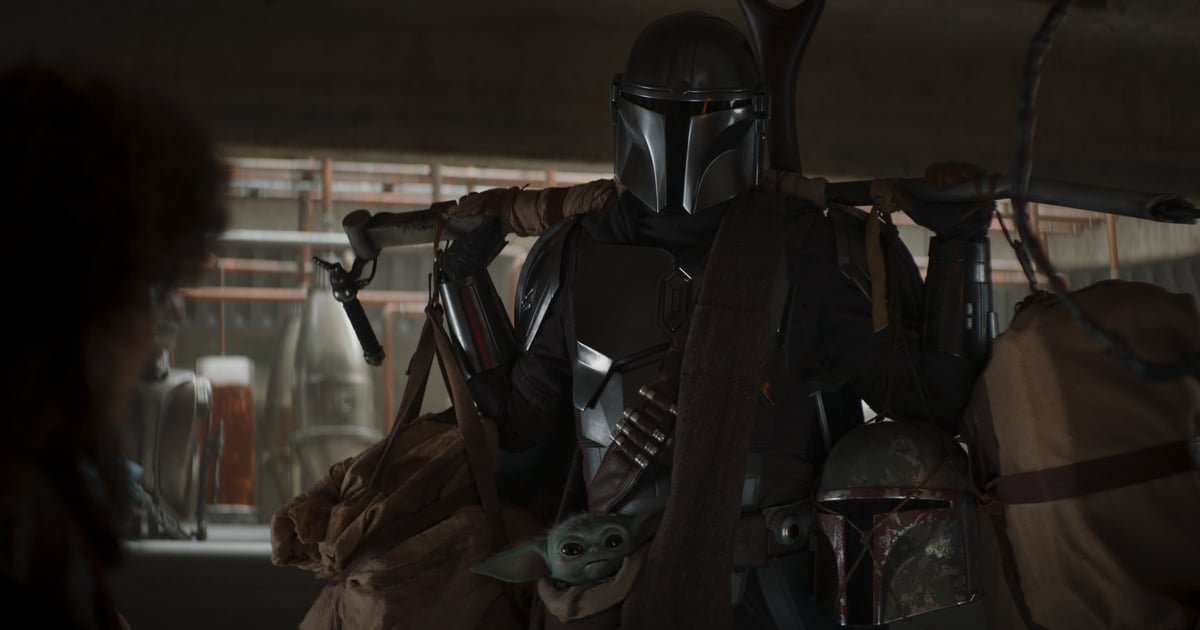 Yep, That's an Ant-Man Reference in the Latest Episode of The Mandalorian!