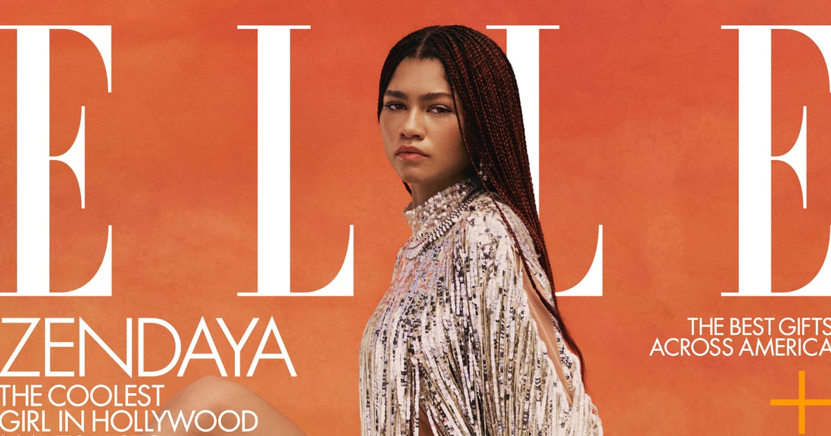 Zendaya Reflects on Her Historic Emmy Win, Making Malcolm & Marie, and Finding Joy in Work