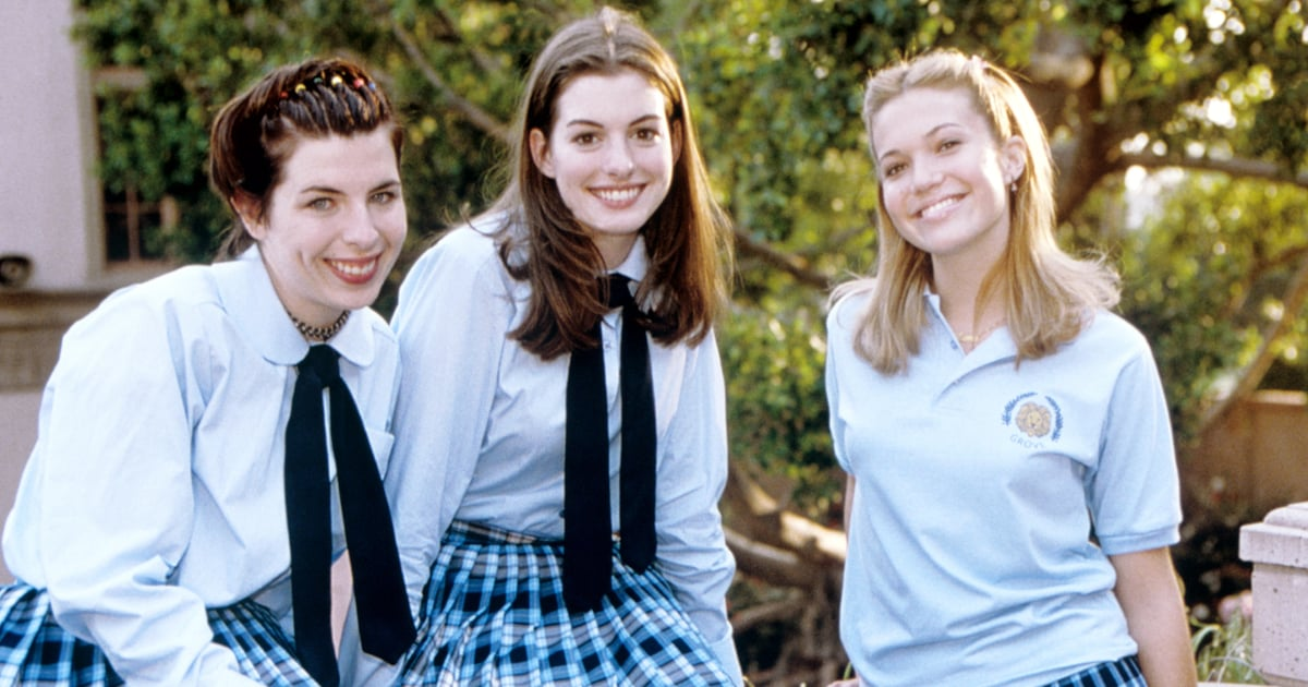 20 Years Later, Here's What the Iconic Cast of The Princess Diaries Is Up To