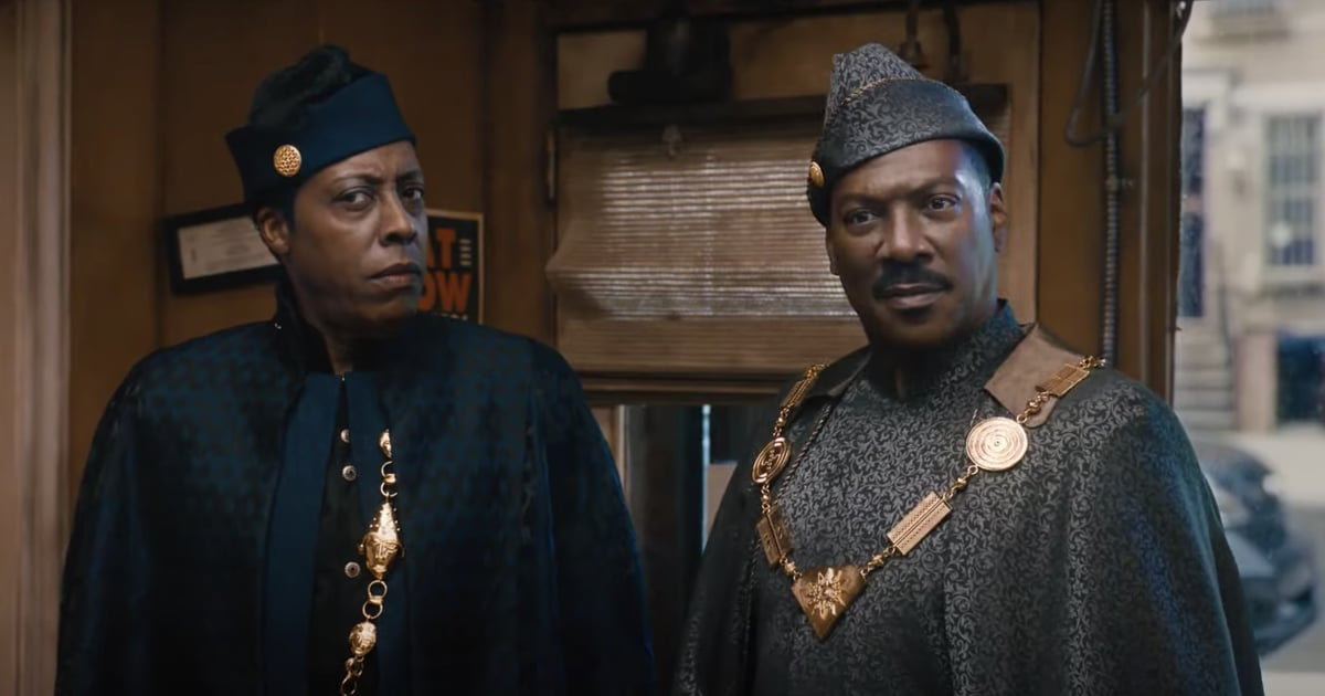 Akeem and Semmi Are Back at It Again in the Hilarious Teaser For Coming 2 America