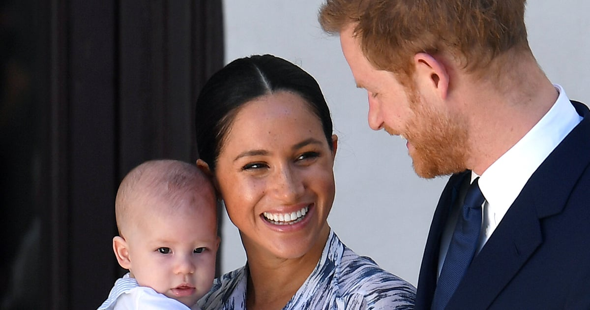 Baby Archie (and His Red Hair!) Are the Stars of Meghan Markle and Prince Harry's Holiday Card